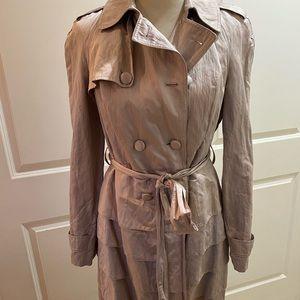 INC Trench coat